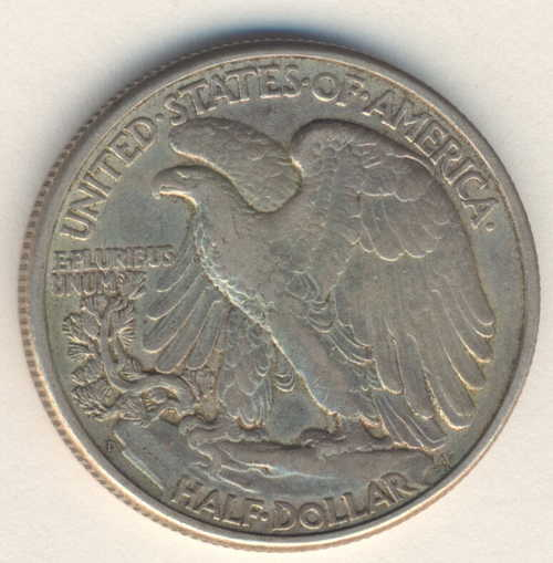 The Americas 1939 United States Of America 1 2 Dollar