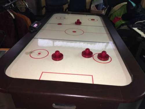 Solex Electric Air Hockey Table Valued At R6 000