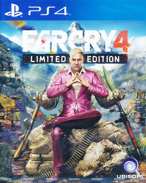 Far Cry 4 Gold Edition Ps4 Review