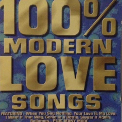 popular modern love songs