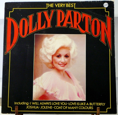 Country Single Lp Dolly Parton The Very Best Of