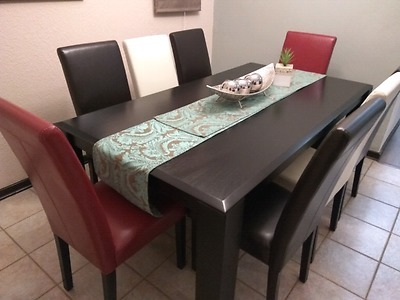 Beautiful 8 Seat Dining Suite (Rochester Furniture Store) NEW CONDITION   NEVER USED!