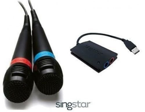 games original singstar wired usb microphones was listed for on 18 may at 05 46 by. Black Bedroom Furniture Sets. Home Design Ideas