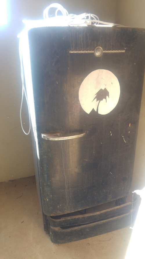 Appliances 1957 General Electric Fridge Was Listed For