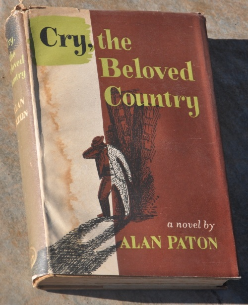 a literary analysis of south africa in the novel cry the beloved country Cry, the beloved country cry, the beloved country movie trailer the novel in 5 minutes from johannesburg, south africa.