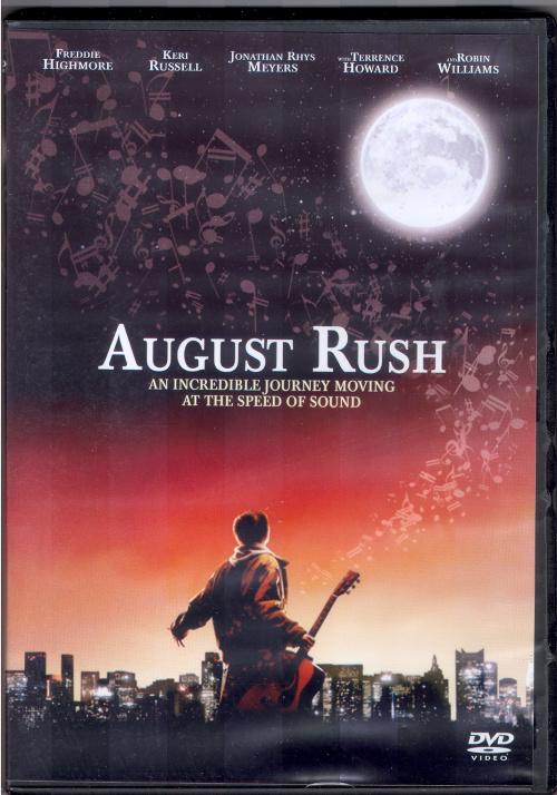 August Rush (2007) - Similar Movies - Box Office Mojo