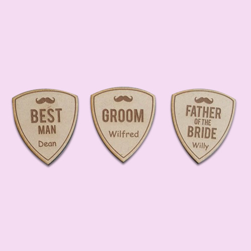 ... Personalised bridal party badges for sale in Cape Town (ID:285674792