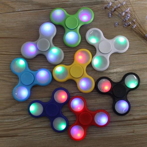 Other Toys Fid Spinner LED Fid Spinner LED Hand Spinner