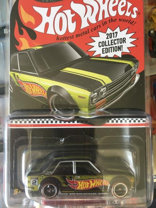 Collectable Cars - Hot Wheels Datsun 2017 collector ...