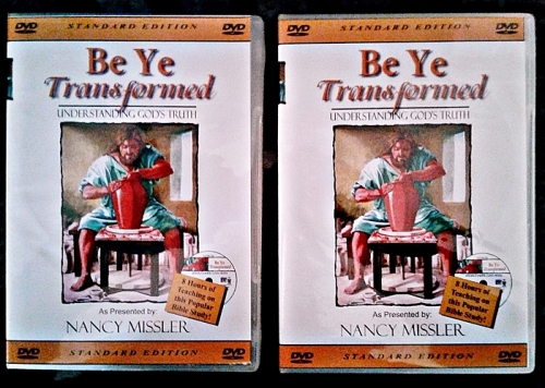 be ye transformed nancy missler pdf