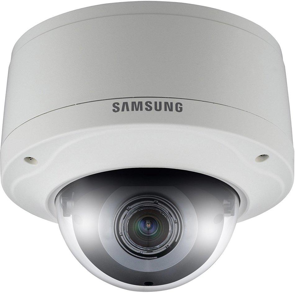 surveillance cameras samsung scv 3080p vandal resistant day night colour dome camera cctv. Black Bedroom Furniture Sets. Home Design Ideas