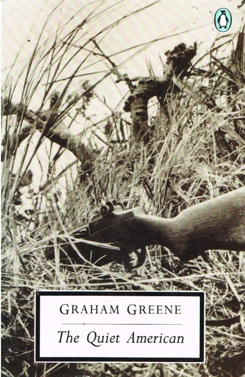 a conflict of identity in the novel the quiet american by graham greene