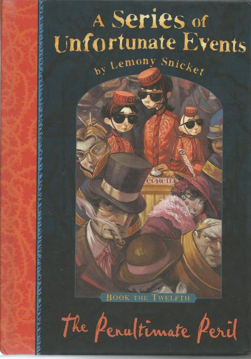Book Cover Series Pepito : Other fiction lemony snicket a series of unfortunate