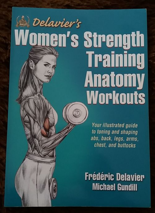 Health, Mind & Body - Delavier\'s Women\'s Strength Training Anatomy ...