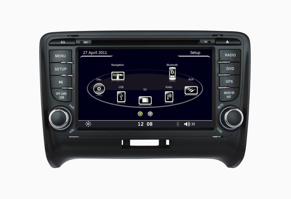 car radios autoradio audi tt ui gps dvd player free map was listed for r4 on 30 may at. Black Bedroom Furniture Sets. Home Design Ideas