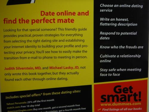 Dummies guide till online dating