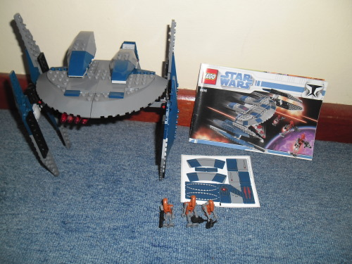 Lego Sets Lego Star Wars Hyena Droid Bomber Set 8016 Was Listed
