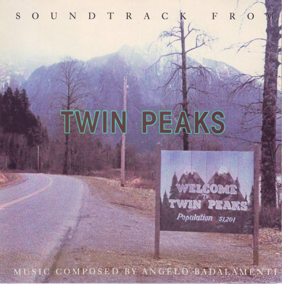 Music from twin peaks movie theater