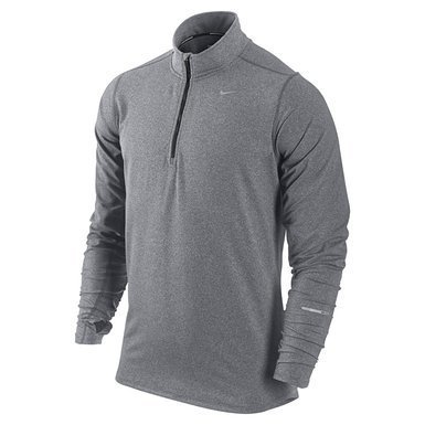 6f7ea13c Original Mens NIKE Dri-Fit Element Half Zip Running Top - Full Sleeves -  717404 060 Size Extra Large
