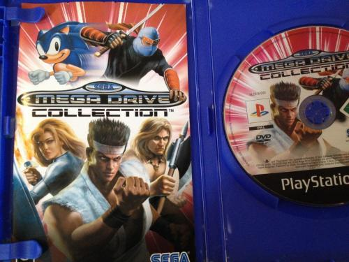 Games - PS2 - Sega Mega Drive Collection was listed for R190