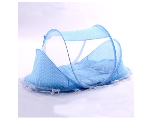 Babyu0027s Pop Up Mosquito Net CribBaby TentBeach Play TentBed Playpen(with Pillowu0026mattress)  sc 1 st  Bidorbuy & Other Bedding - Babyu0027s Pop Up Mosquito Net CribBaby TentBeach ...