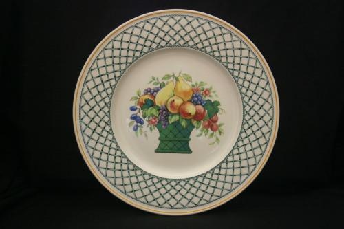german porcelain villeroy boch basket west germany. Black Bedroom Furniture Sets. Home Design Ideas