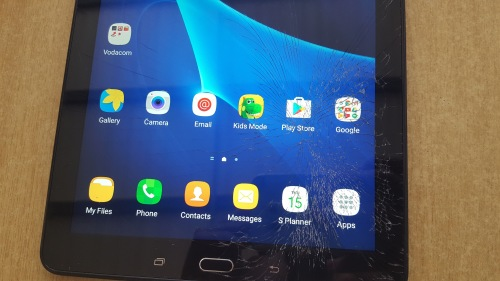 Devices - Samsung Galaxy Tab A6 - SM-P585 - {Cracked screen