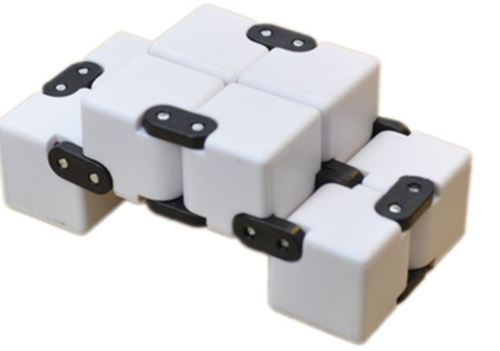 infinity cube 3. fidget infinity cube for stress relief 3