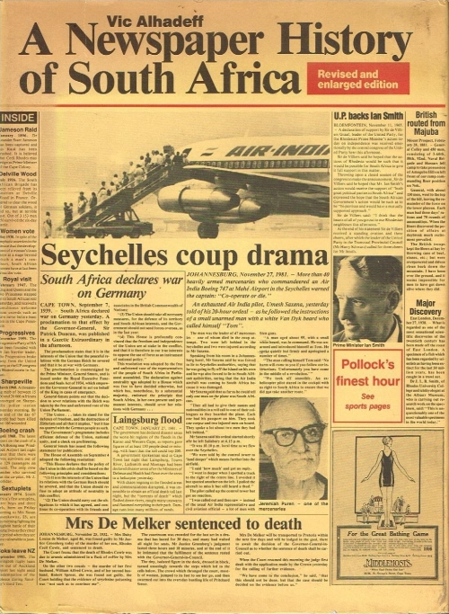 a history of south africa leonard thompson pdf