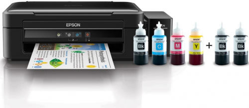 Printers Epson L382 Ink Tank Printer Was Listed For R3