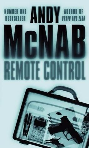 Thriller Amp Adventure Remote Control By Andy Mcnab Was