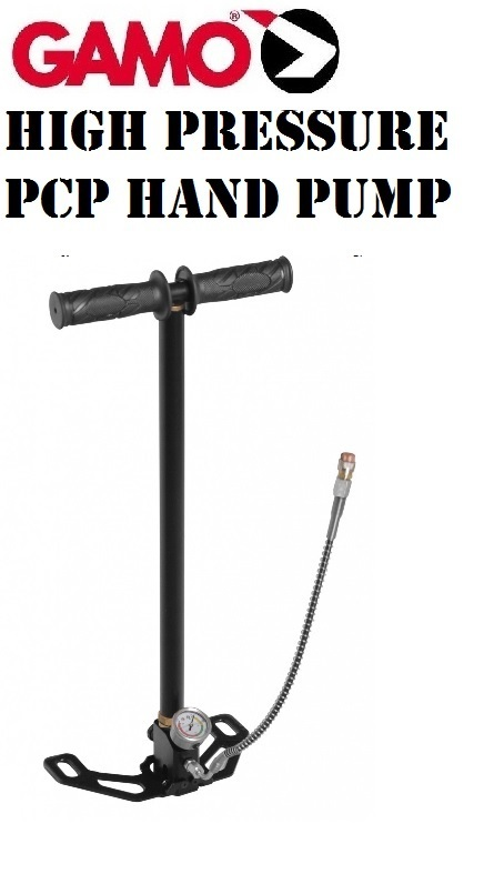 GAMO HIGH PERFORMANCE PCP PUMP WITH GUAGE