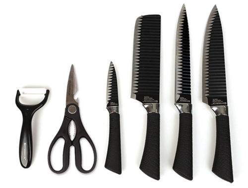 Ultra Sharp Kitchen Knife Set