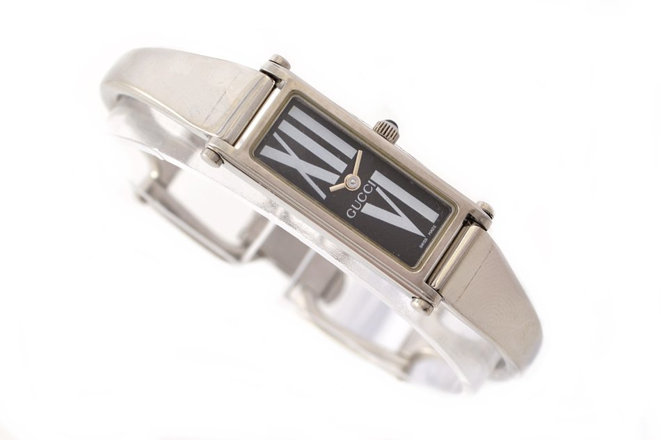 f7a98739bd7 Rare   Collectible Watches - Vintage Gucci 1500L Stainless Steel ...