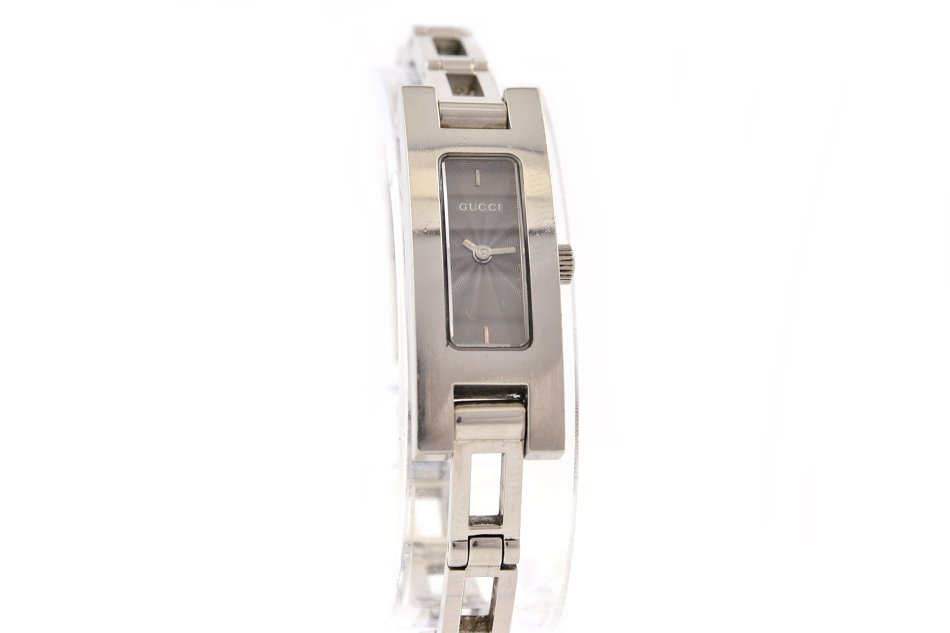 9f40e7a84d7 Rare   Collectible Watches - Vintage Gucci 3900L Stainless Steel ...