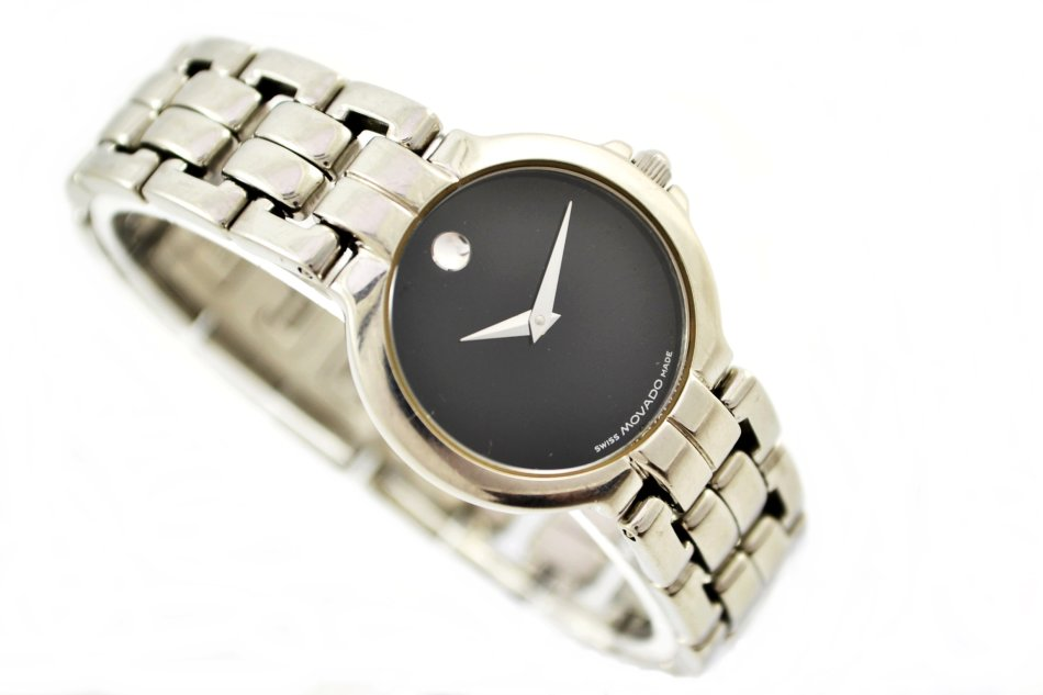 rare amp collectible watches vintage movado museum