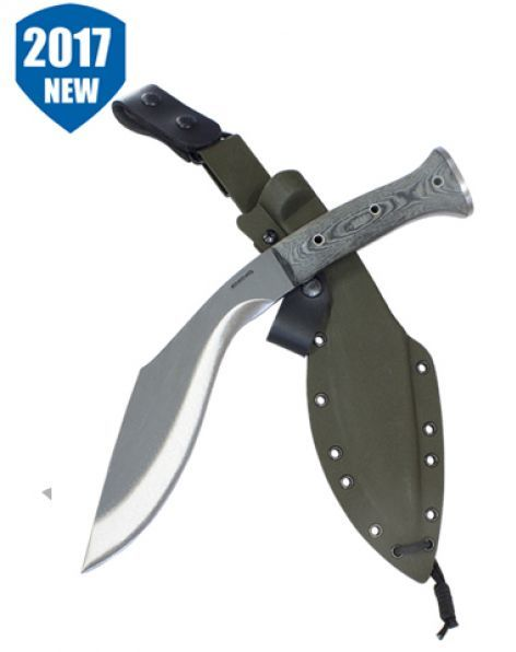 Knives Imacasa Condor K Tact Kukri Knife Army Green Was