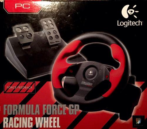 LOGITECH FORMULA FORCE GP RACING WHEEL WINDOWS 10 DRIVERS DOWNLOAD