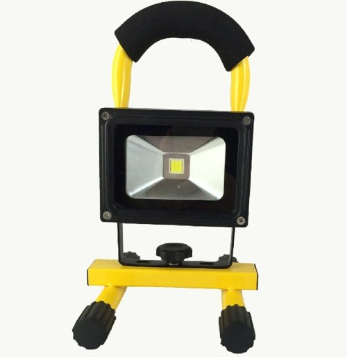 Spot Lights Flood Lights 5W LED Rechargeable Portable Floodlight 1