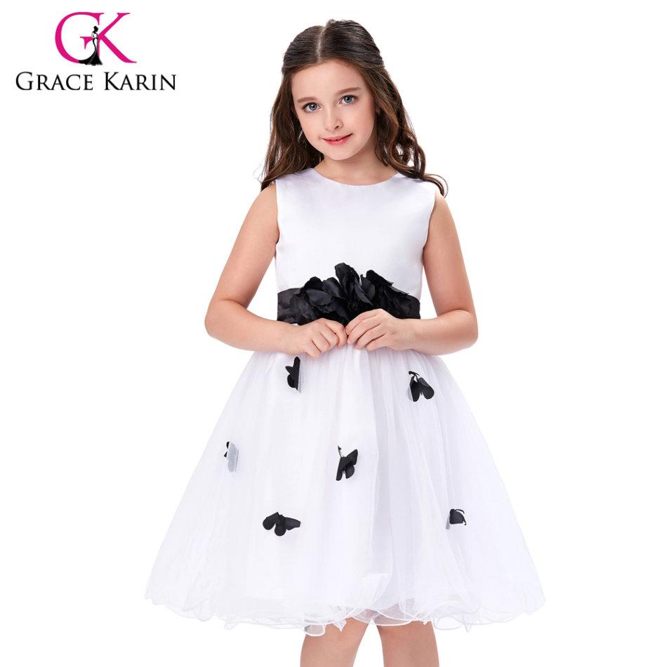 6c98063ac43 White Flower Girl Dresses Size 10 - Gomes Weine AG
