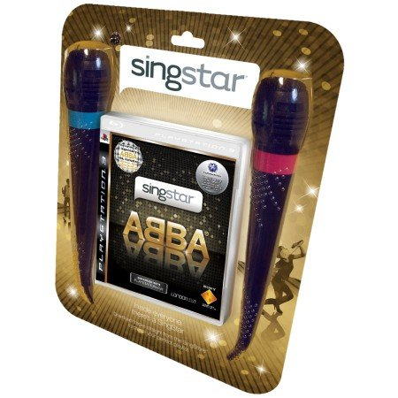 games ps3 singstar abba game with singstar microphones bundle bid to win was listed for r1. Black Bedroom Furniture Sets. Home Design Ideas