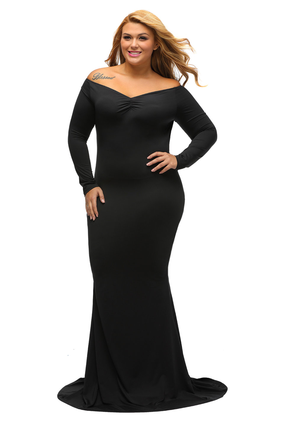 Plus Size Evening Dresses Used   Huston Fislar Photography