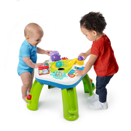 activity gyms bright starts having a ball get rollin 39 activity table for sale in johannesburg. Black Bedroom Furniture Sets. Home Design Ideas