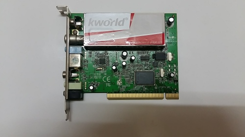 KWORLD PVR TV 7134 DESCARGAR DRIVER