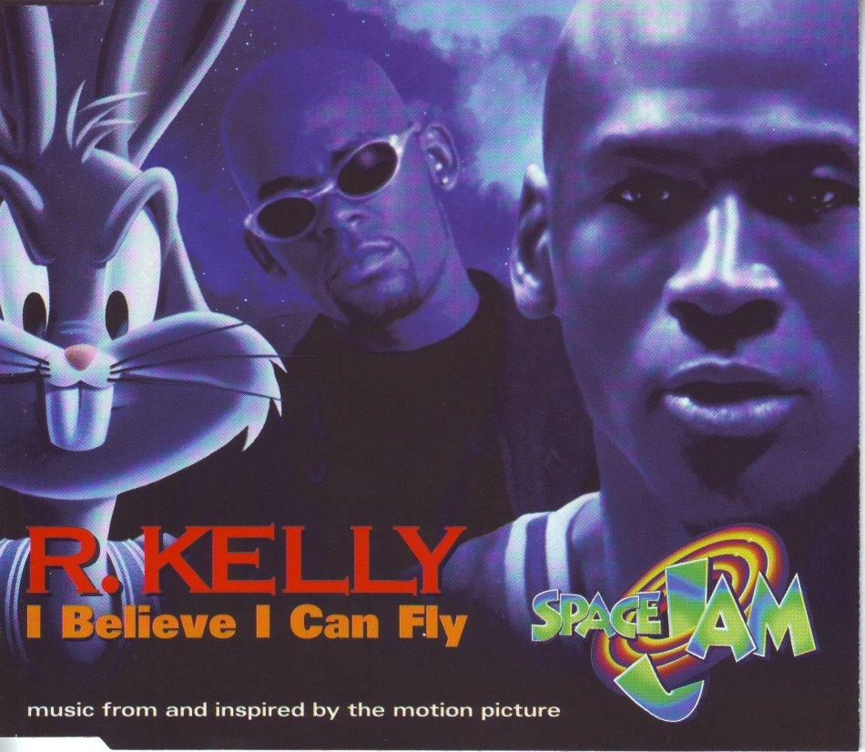 R&B - R KELLY - I believe I can fly (CD single) ATSD 9 ...