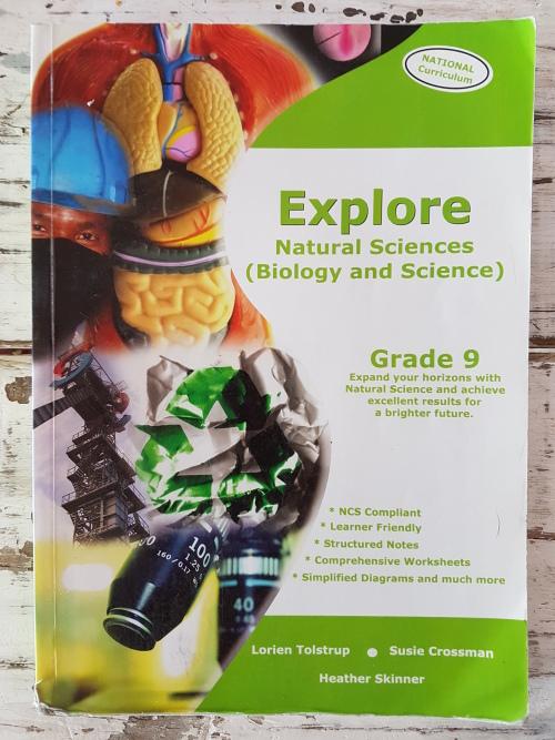 Explore Natural Sciences (Biology & Science) Grade 9