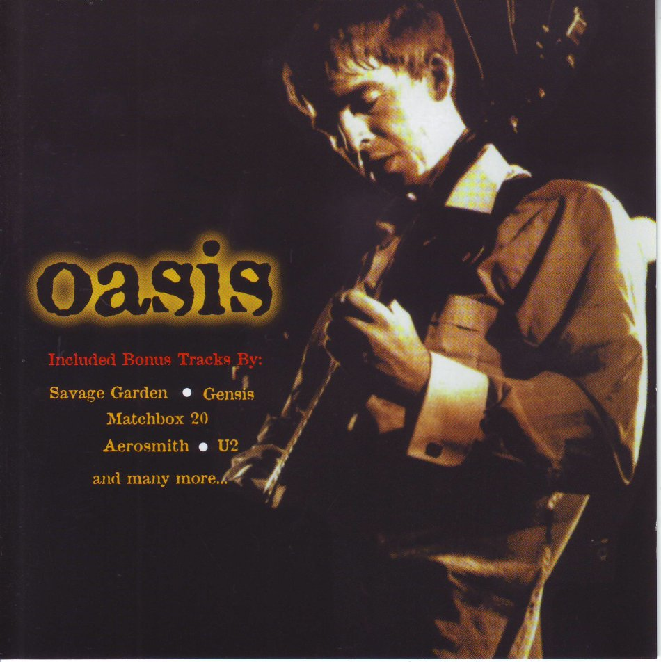 OASIS - Compilation MSCD 3452 Made in Malaysia (FREE BULK SHIPPING)
