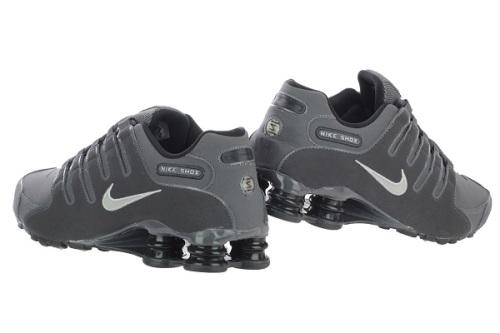save off 8f93a f11a6 Original Mens Nike Shox NZ - 378341-059 - UK 10 (SA 10)