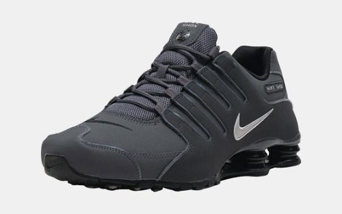 new concept d47e9 dc2bc Original Mens Nike Shox NZ - 378341-059 - UK 7.5 (SA 7.5)