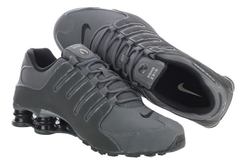 new concept 81ba3 3e1bb Original Mens Nike Shox NZ - 378341-059 - UK 7.5 (SA 7.5)